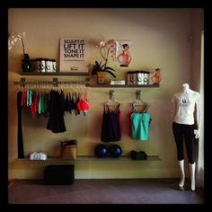 Mytonic.ca & Barre Fitness Retail