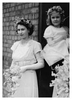 1940s Wedding - Year 1946 American Wedding Bridal Group