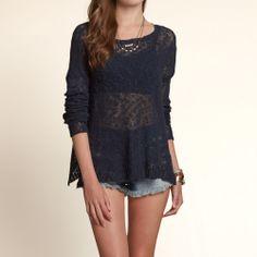 Bettys Costa Mesa Sweater | Bettys Sweaters | HollisterCo.com