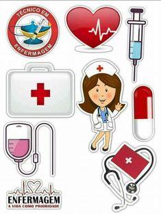 Planner Stickers, Doctor Party, Disney Princess Toddler, Nurse Party, Graduation Cap Decoration, Cap Decorations, Unicorn Cake Topper, Baby Album, Montessori Activities
