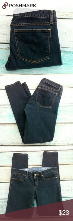 LAST PRICE! GAP Skinny Jeans Flawless! Gap Always Skinny jeans size 30/10r. 99% cotton 1% elastane. Inseam 30 GAP Jeans Skinny