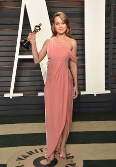 10 Best Dressed: Week of March 7, 2016 | Brie Larson
