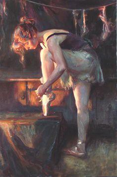 Daniel F. Gerhartz - ballet audition