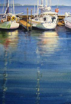 In Harbor by Jill Stefani Wagner