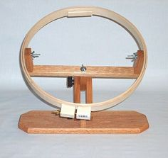 hand quilting lap frames | lap stand with 14 hoop needlework table lap 14 hoop stand item id ...