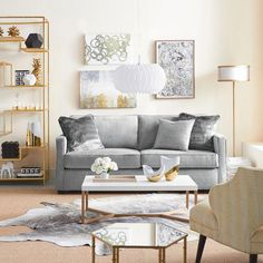 Top A Rustic Modern Living Room Makeover Secrets Begin by gathering your favourite living room design ideas in order to recognize the whole style you . Coastal Living Rooms, Home Living Room, Living Room Designs, Living Room Decor, Apartment Living Rooms, Apartment Layout, Living Spaces, Apartment Furniture, Living Room Furniture