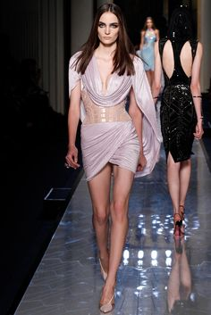 Atelier Versace Spring 2014 Couture - Collection - Gallery - Style.com