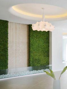 Галерея   зеленый Профиль