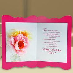 Happy Birthday Mom Greeting Card Happy Birthday Mom Happy Birthday Birthday