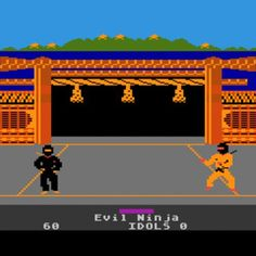 The best video game cover art featuring Ninjas
