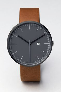 202 Series of watches by Uniform Wares at Dezeen watch store Cool Watches, Watches For Men, Simple Watches, Dezeen Watch Store, Uniform Wares, Telling Time, Muji, E 10, Swagg
