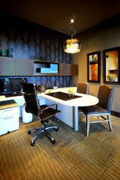 Leasing office office designs and offices on pinterest for Apartment database design