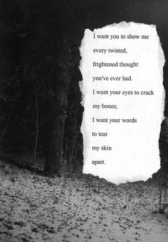36 Ideas for quotes deep dark thoughts eyes The Words, Pretty Words, Beautiful Words, Beautiful Poetry, Poetry Quotes, Me Quotes, I Want You Quotes, Revenge Quotes, Funny Quotes