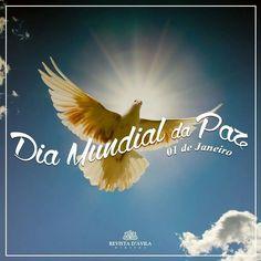 Paz é a palavra de ordem para 2016! Muita Paz para todos.