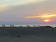 Jockey's Ridge Sunset