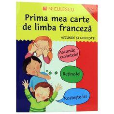 Recenzie: Prima mea carte de limbă franceză + linkuri utile