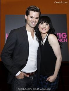 Lena Hall Media day for Andrew Rannells 'Hedwig and the Angry Inch' held at the Lamb's Club http://icelebz.com/events/media_day_for_andrew_rannells_hedwig_and_the_angry_inch_held_at_the_lamb_s_club/photo6.html
