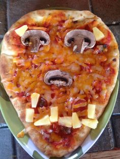 halloween pizza and other fun meals