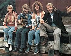 Pics of all 4 together - Seite 237 | www.abba4ever.com