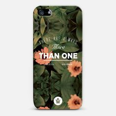 Photo Quote - There Are Always More Than One Answer iPhone & iPod case by PHOTO QUOTE by Alander Wong | Casetagram