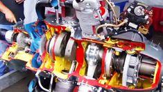 Tagged: Engines   Pratt & Whitney R-2800 Double Wasp Cutaway: How It Works!http://worldwarwings.com/pratt-whitney-r-2800-double-wasp-cutaway-how-it-works