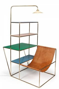 L esprit you Bauhaus. Little doubt it's Bauhaus spirit on this lovely piece. Art Bauhaus, Bauhaus Chair, Design Bauhaus, Bauhaus Furniture, Modern Furniture, Furniture Design, Bauhaus Style, Bauhaus Interior, Architecture Bauhaus