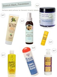 stretch mark creams | Hellobee