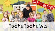 Tschu Tschu wa  - Singen, Tanzen und Bewegen    Kinderlieder - YouTube