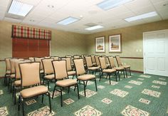 Meeting space at the Residence Inn by Marriott is the perfect place for small training sessions and conferences with room for 30 people. Make the most of their on-site sales-professional to assist in planning your business event.