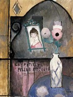 """""""Perfect Little Girls"""", 1913, por Marie Laurencin (© Sociedad de los Derechos de los Artistas (ARS), Nueva York / ADAGP)"""