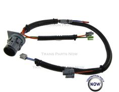89142623437fbcb2fd04ead143c74618 chevrolet parts wire internal wire harness with lock up solenoid gm chevy 4l60e 4l65  at bayanpartner.co