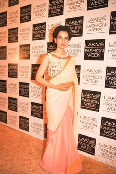 Manish Malhotra at Lakme Fashion Week 2014-11