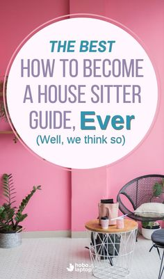 Among those looking to travel longterm, private housesitting jobs are gaining in popularity as a form of free accommodation for travellers. If you're looking for information to qualify the idea for yourself, this massive guide might just be the most life-changing thing you'll read today.  house sitting checklist, house sitting tips, house sitting jobs, house sitting etiquette, house sitting jobs to get, house sitting jobs around the world  #housesittingjobs #housesittingjobsaroundtheworld