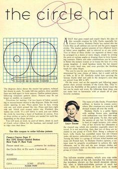 Lily Dache - pattern page 2