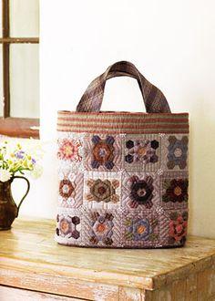 Additional Images of Yoko Saito's Bags for Everyday Use by Yoko Saito - ConnectingThreads.com