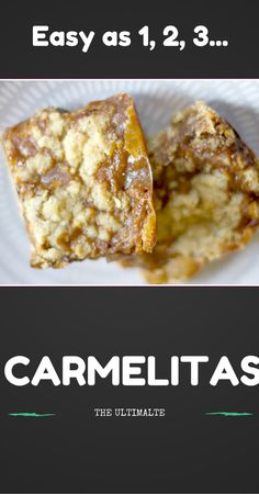 This Carmelitas recipe takes the cookie bar to all new heights.  It combines Salted Caramel Sauce (always a winner), oats and pecans to form the most amazing dessert square, ever.  You can make these for a birthday party, family get together or just to surprise your kids with a little something sweet to eat.  …Continue reading...