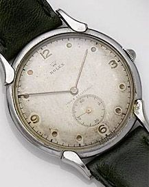 Thats a rolex... I think it would look great with the SIG.