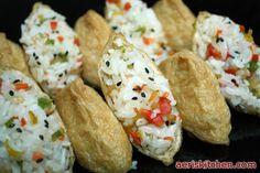 Yubu chobap, same as Inari sushi, is so good!