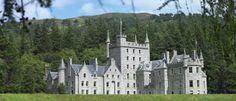 Modern Day Castle of the Invercauld Family ...