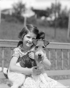 Vintage Photograph | Dog | 1930s
