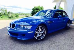 E36/8 2001 M Coupe Laguna Seca Blue