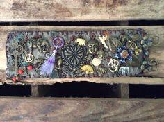 Textile bracelet