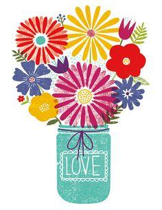 Um pouco de amor pra gente hoje… Ilustração linda do Michael Mullan.♥ ∴ info∴ Michael Mullan website & etsy shop (entrega no mundo todo).