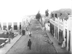 fotos antigas bairro de pinheiros -Rua do Espinheiro ou Rua dos Pinheiros