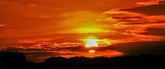 Desde las Islas Canarias  ..Fotografias  : Sunset in Maspalomas Gran Canaria