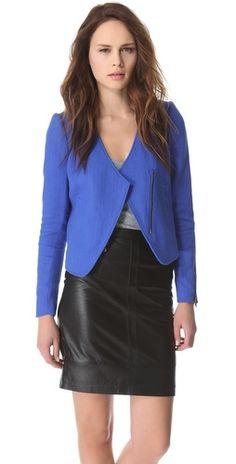 Woman top - blazer 7 - Spring 14