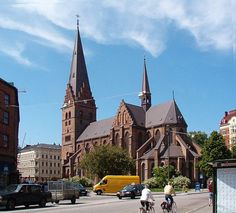 St. Petri church in Malmö
