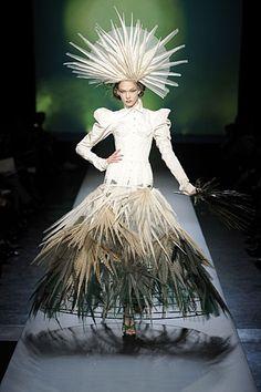 Jean Paul Gaultier: de la calle a las estrellas, desfila en Madrid