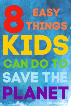 Eight things children can do to save the planet – NurtureStore Eight things children can do to save the planet – eco activities for kids – climate change lesson for kids Planet For Kids, Save The Planet, Planets Activities, Activities For Kids, School Strike, About Climate Change, Climate Change Effects, Climate Action, Change Background