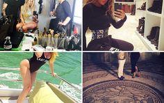 Khloe Kardashian on